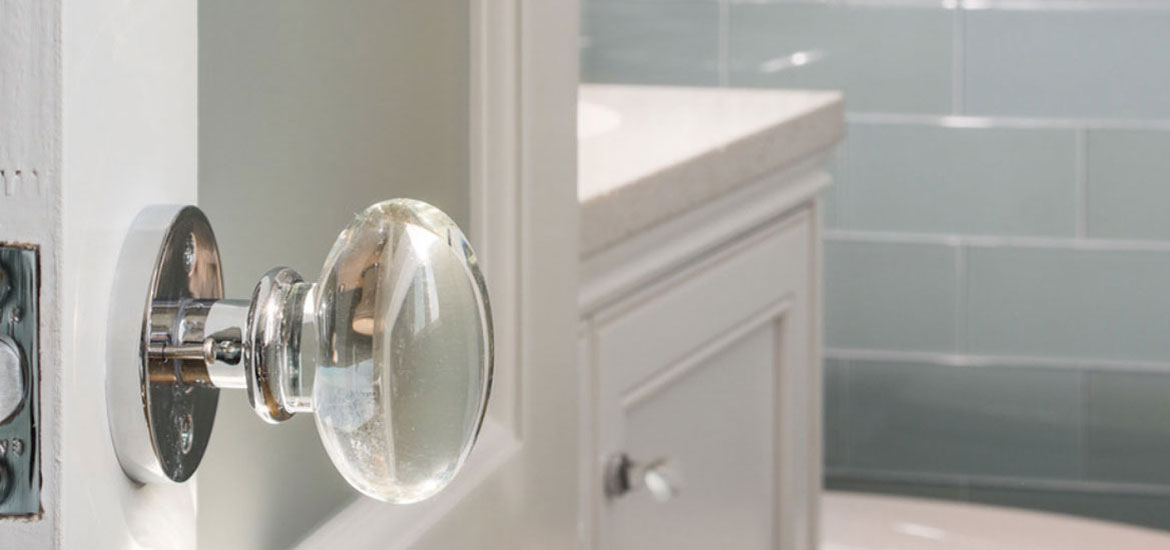 noteworthy types of door knobs to enhance your remodeling project sebring design build - Bathroom Door Knobs