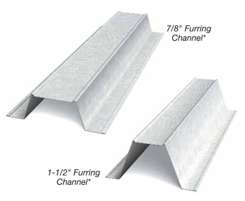 The Informative Hat Channel & Furring Channel Guide | Home