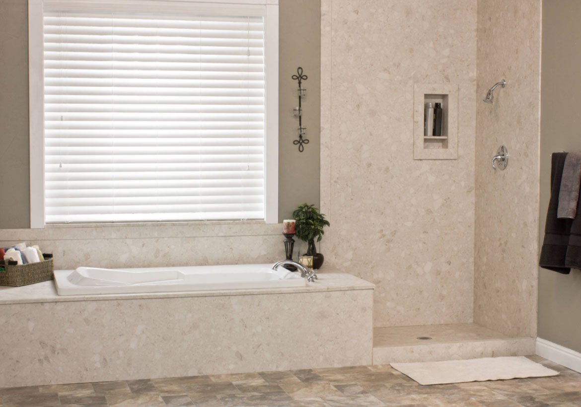 5 Myths About Tub And Shower Wall Panels  _Sebring Design Build