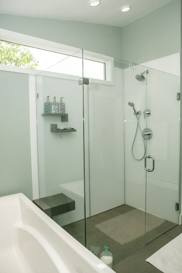 Attirant 5 Myths About Tub And Shower Wall Panels  _Sebring Design Build