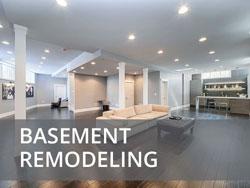 Basement Remodeling - Sebring Design Build