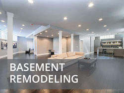 Basement Remodeling - Sebring Design Build