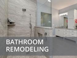 Bathroom Remodeling - Sebring Design Build