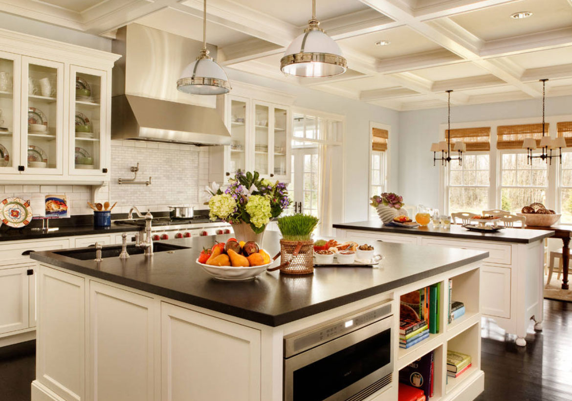 11 Desirable Kitchen Island Decor Ideas & Color Schemes  Home