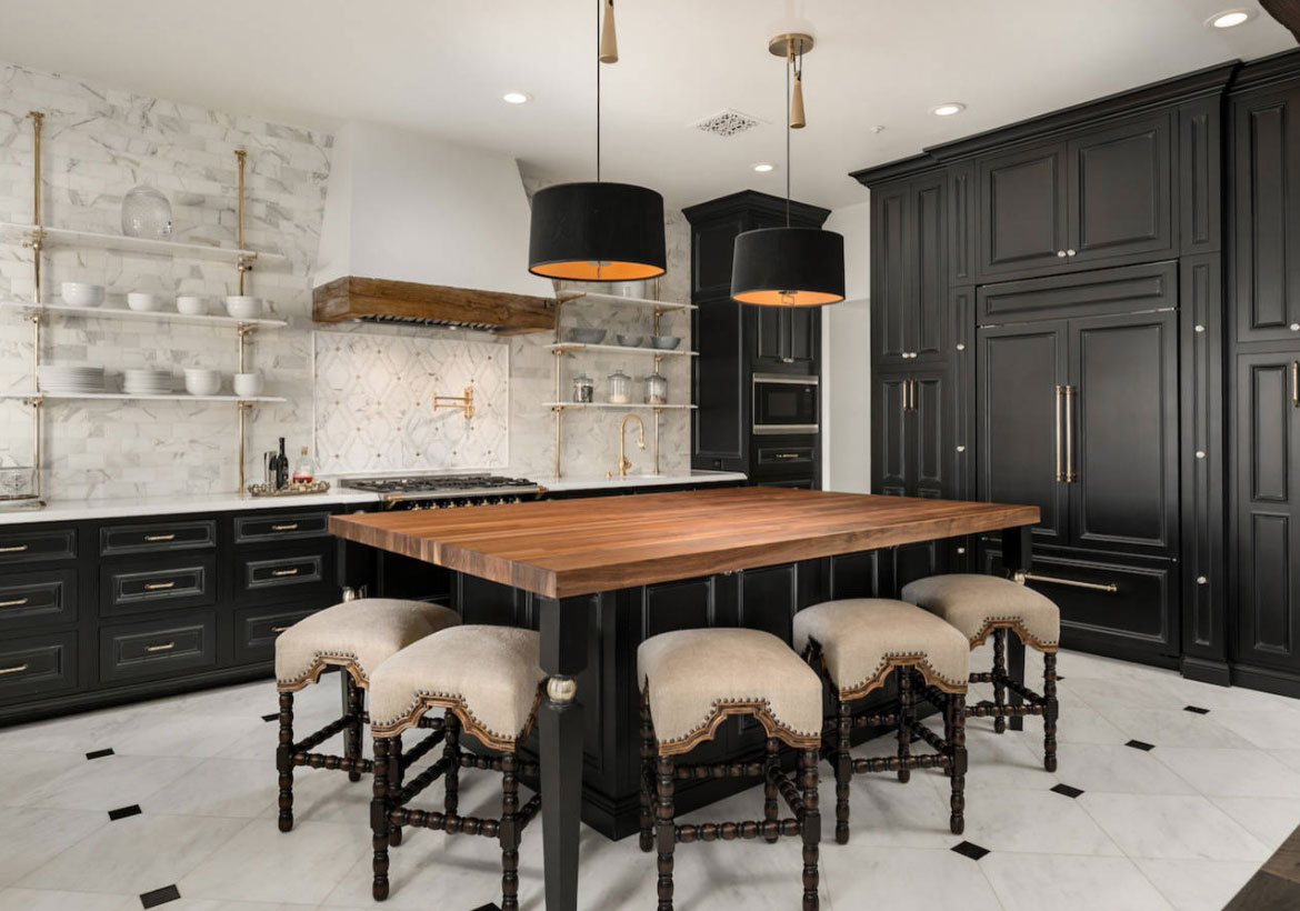 67 Desirable Kitchen Island Decor Ideas