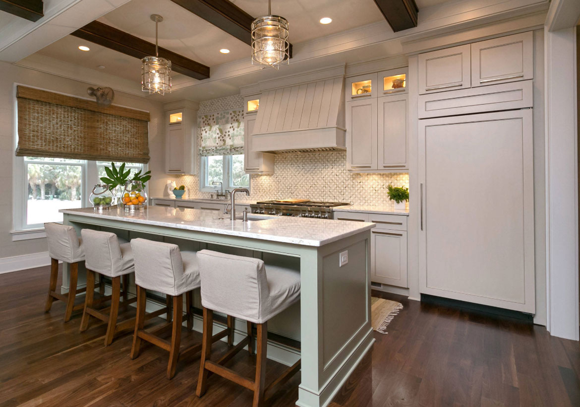 Desirable Kitchen Island Decor Ideas Color Schemes Home - How to decorate a kitchen island
