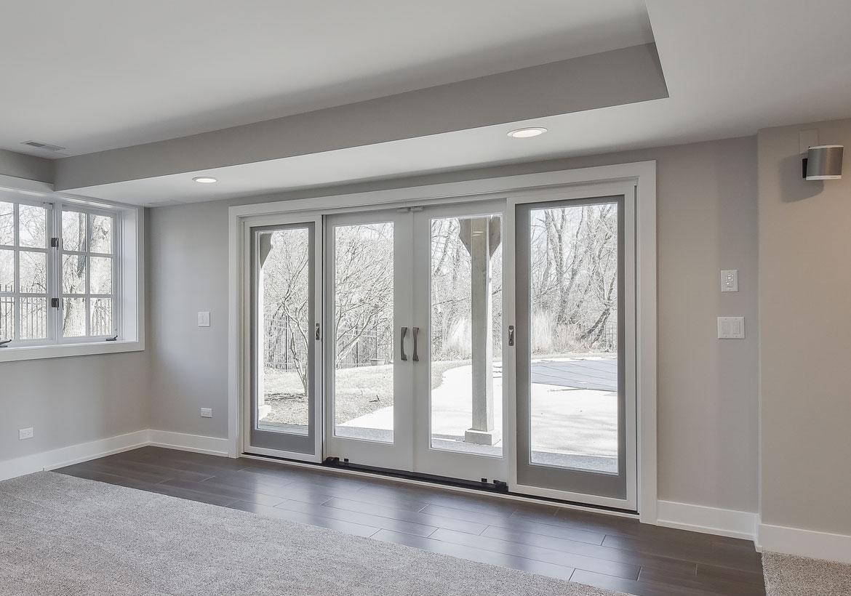 33 exceptional walkout basement ideas you will love home for Walkout basement door options
