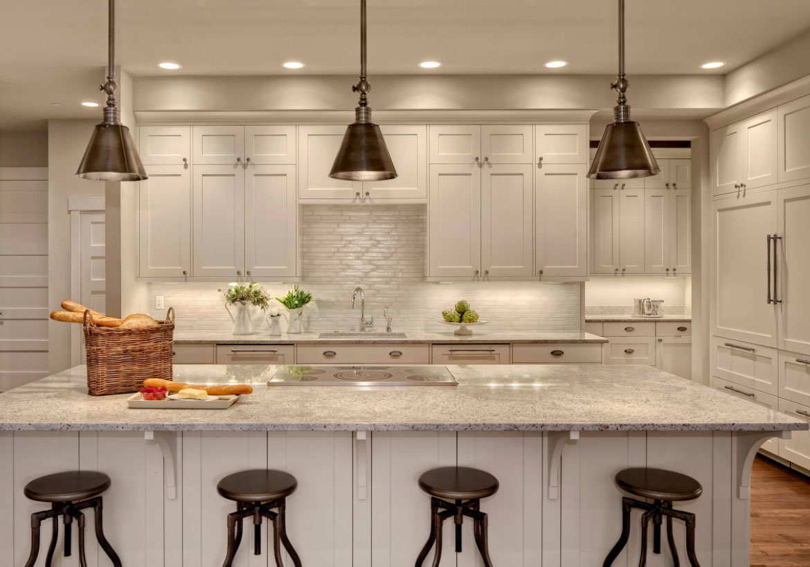 35 Fresh White Kitchen Cabinets Ideas To Brighten Your Space