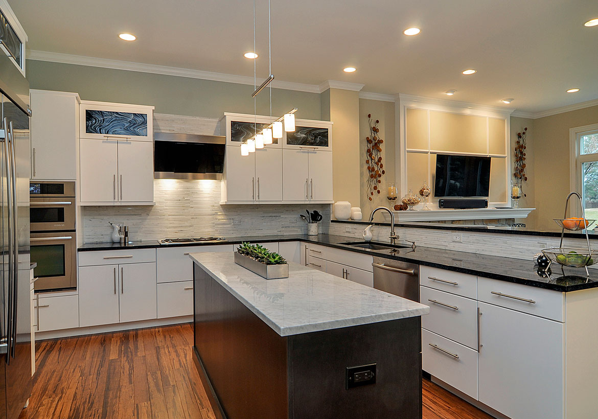 Fresh White Kitchen Cabinets Ideas to Brighten Your Space - Sebring Design Build