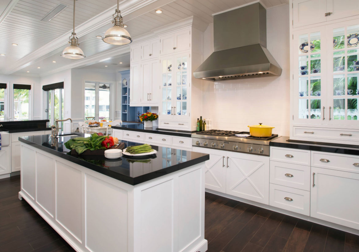 Fresh White Kitchen Cabinets Ideas to Brighten Your Space - Sebring Design Build : kitchen ideas white cabinets - Cheerinfomania.Com