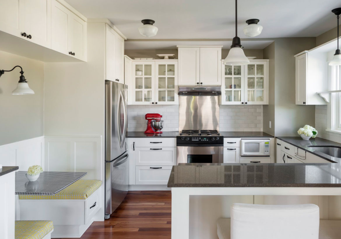 35 Fresh White Kitchen Cabinets Ideas To Brighten Your Space Home Remodeling Contractors Sebring Design Build,Christmas Outdoor Decorations Sale Clearance