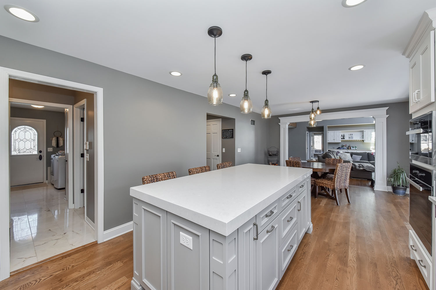 Naperville Kitchen Remodel Pictures - Sebring Design Build