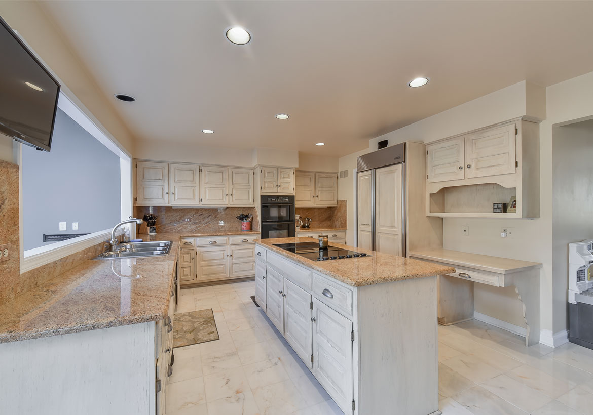 What is a Kitchen Soffit and Can I Remove It -Sebring Design Build
