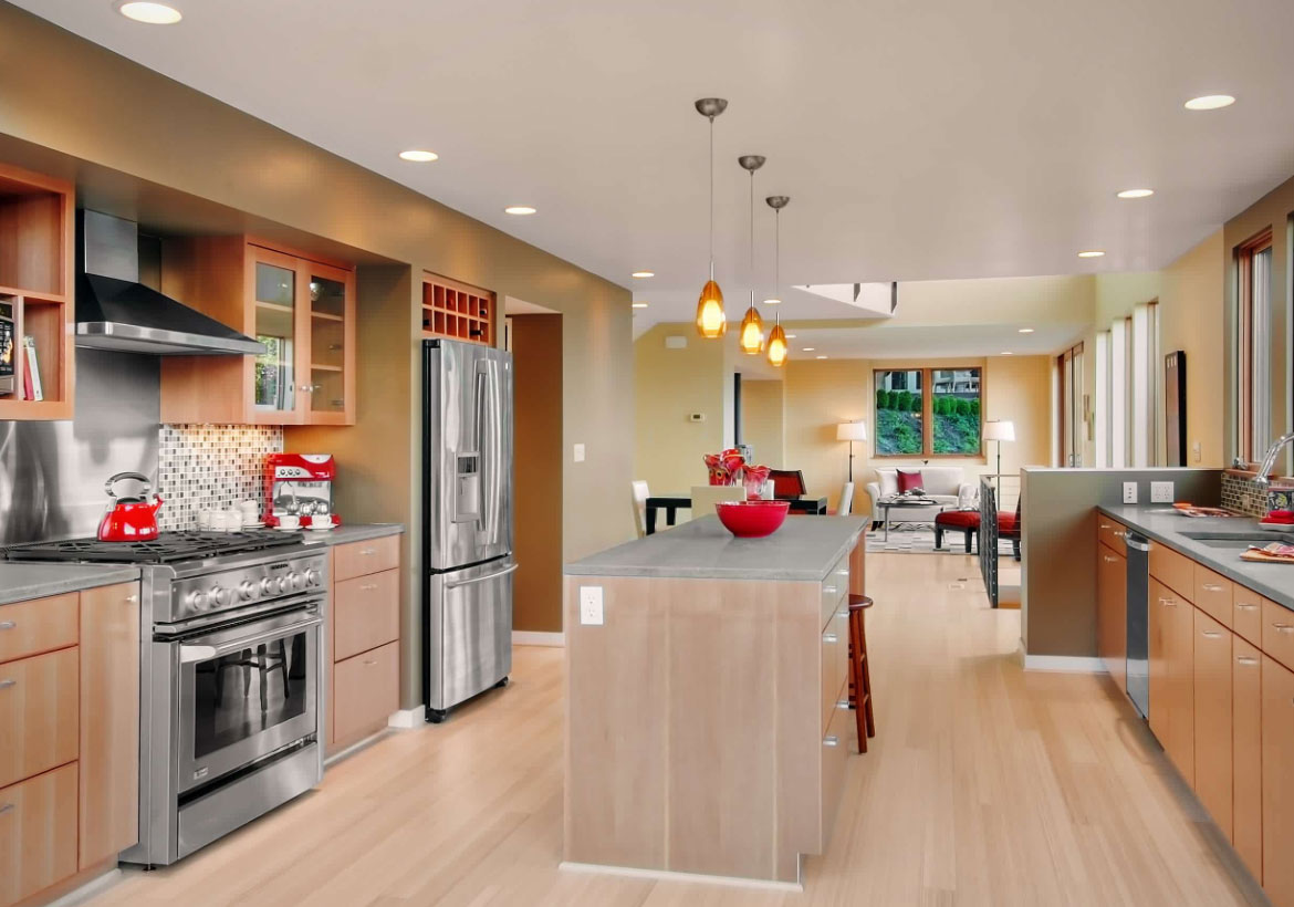 Design Build Kitchen Design Ideas
