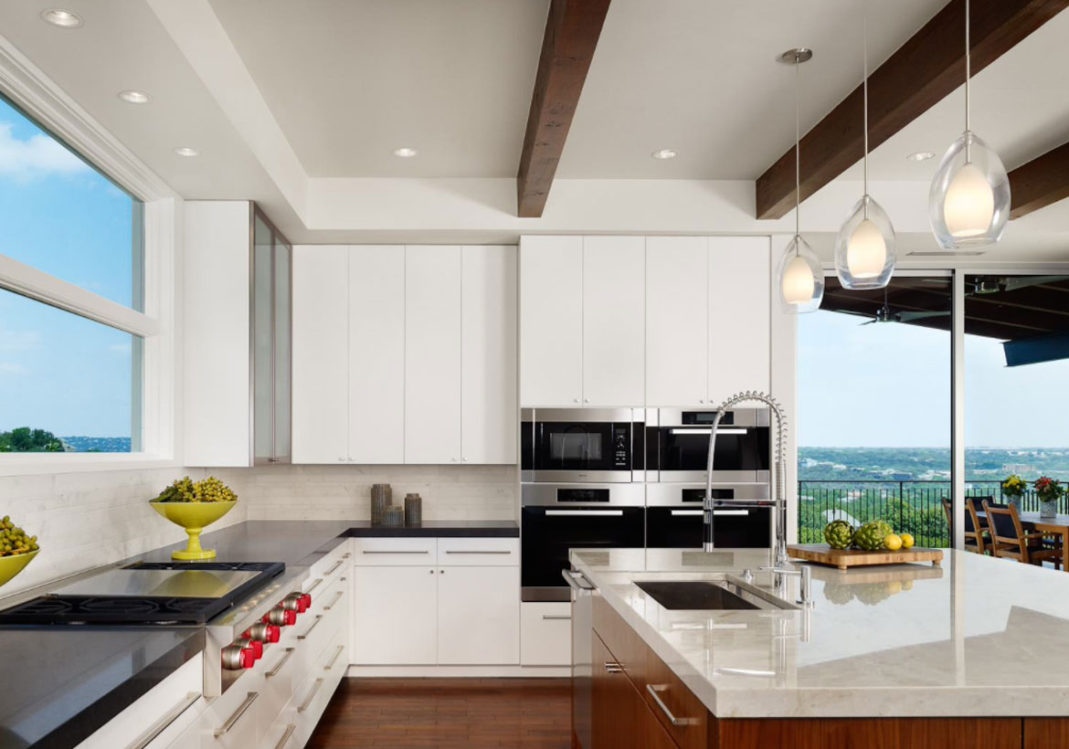 What is a Kitchen Soffit and Can I Remove It? | Home Remodeling ...