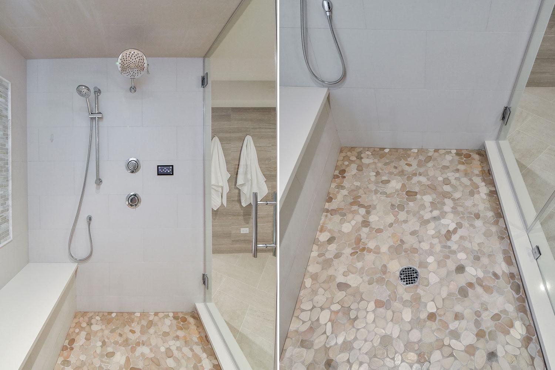 Gregg Merrianns Bathroom Remodel Pictures Home Remodeling - Basement bathroom contractors