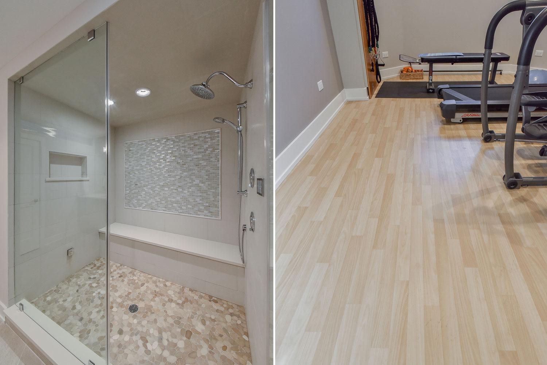 Wheaton Basement FInishing - Sebring Design Build