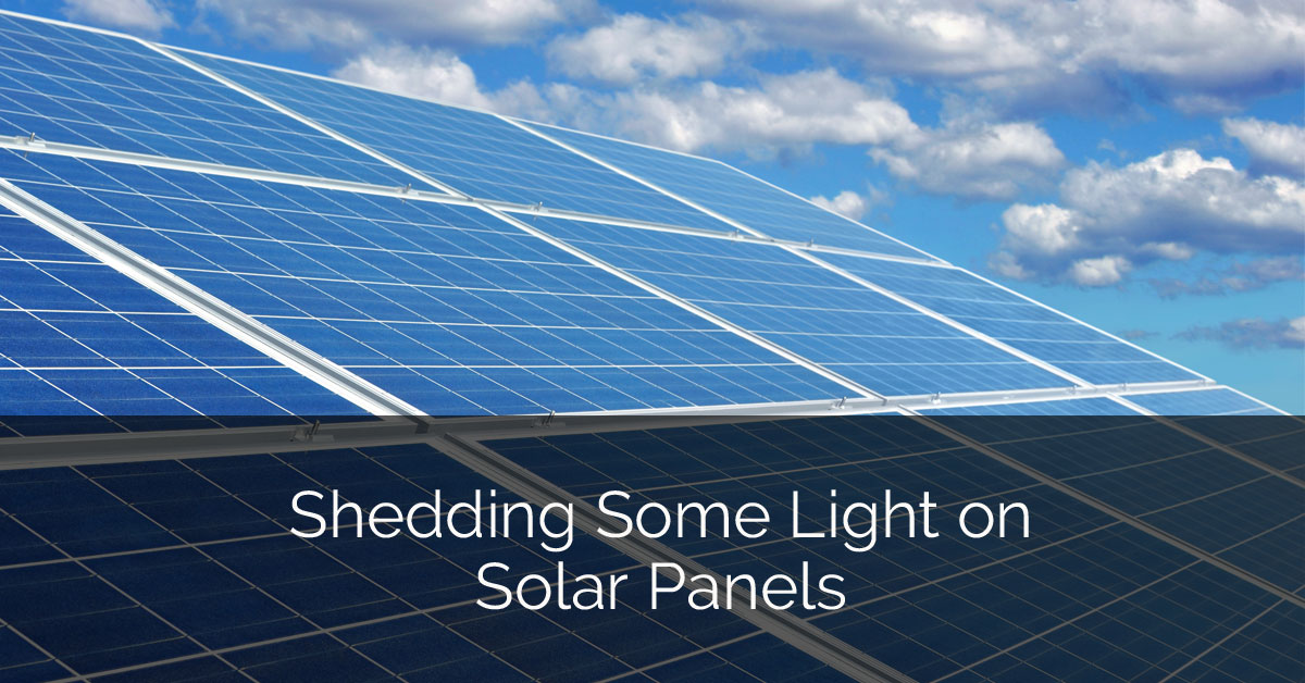 Shedding Some Light on Solar Panels - Sebring Design Build