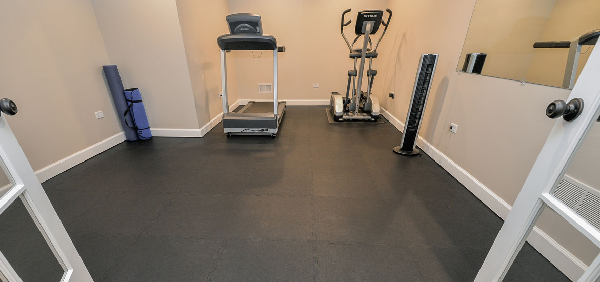 best home gym flooring workout room flooring options