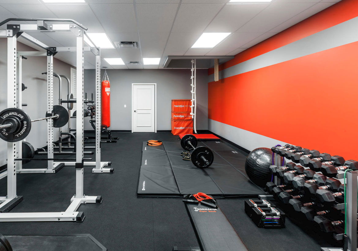Best Home Gym Amp Workout Room Flooring Options Home