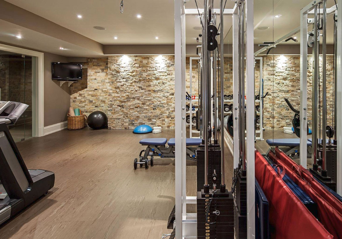 Best Home Gym Flooring Amp Workout Room Flooring Options