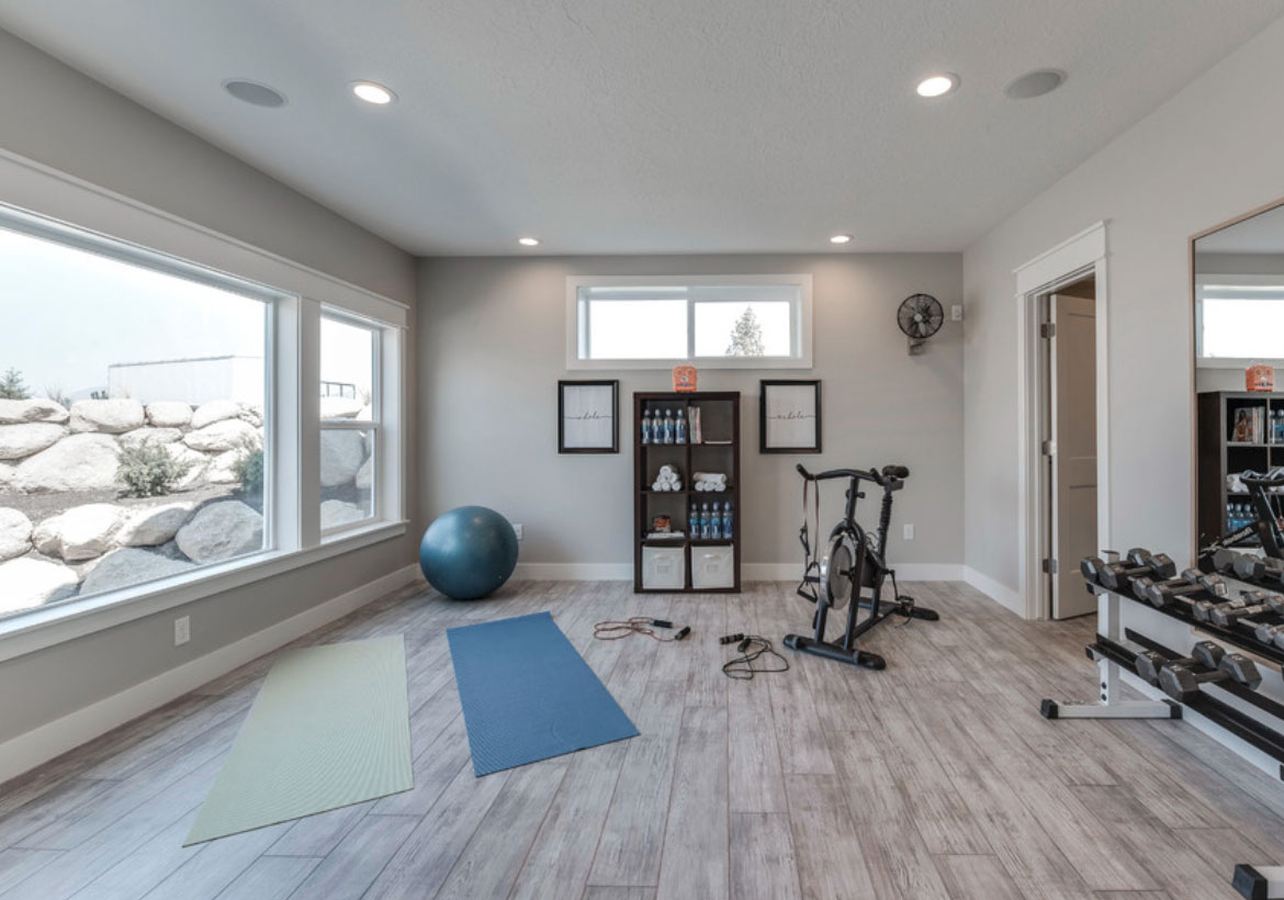 Best Home Gym Flooring Workout Room Flooring Options Home - Best flooring for entire house