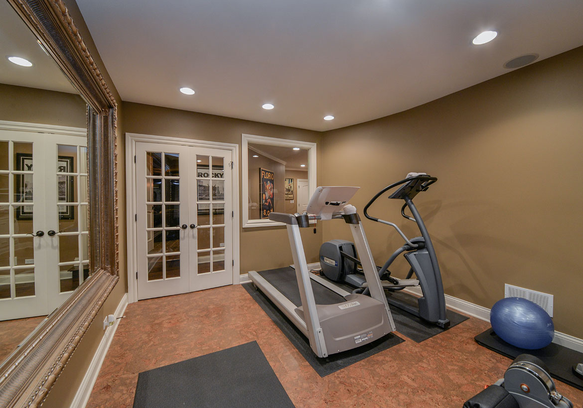 Best Home Gym Workout Room Flooring