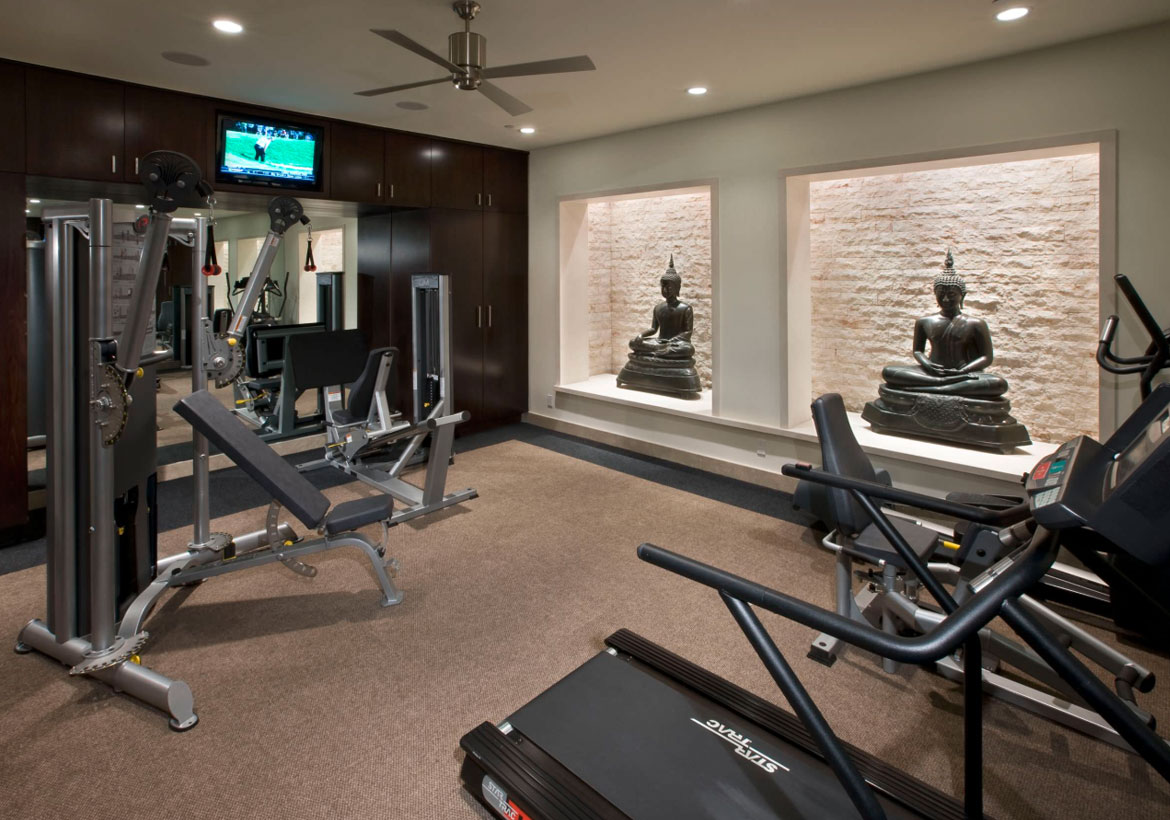 Best home gym flooring workout room flooring options home