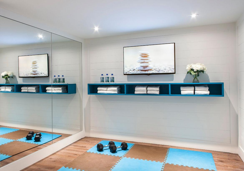 Home gym ideas cheap equipment u decor house examples decoration