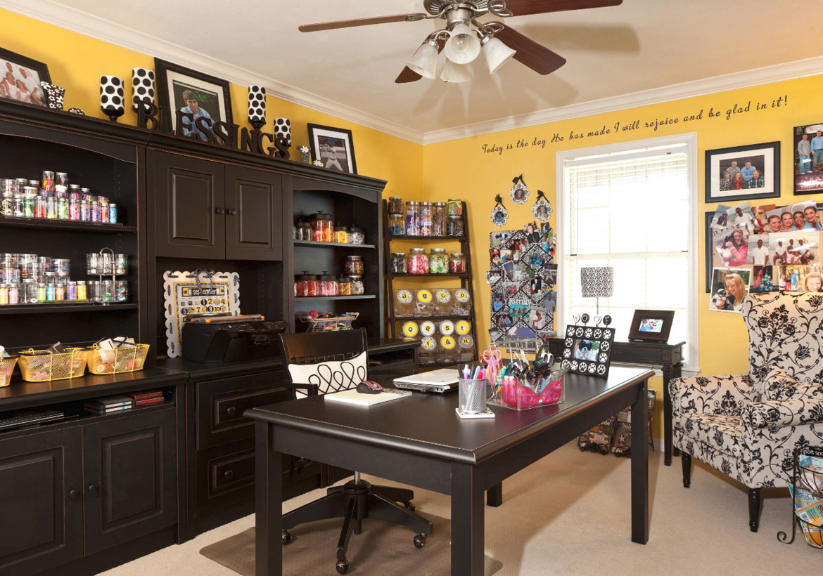 43 Clever Creative Craft Room Ideas Home Remodeling Contractors