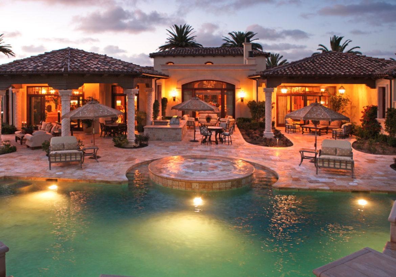 63 Invigorating Backyard Pool Ideas & Pool Landscapes Designs | Home Remodeling Contractors | Sebring Design Build