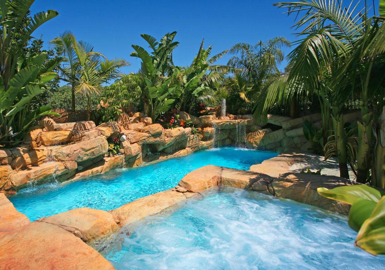 garden pool designs