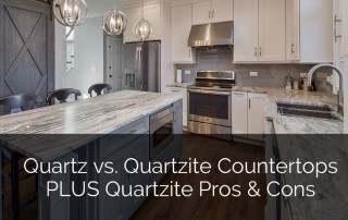 Quartz vs. Quartzite Countertops PLUS Quartzite Pros & Cons - Sebring Design Build
