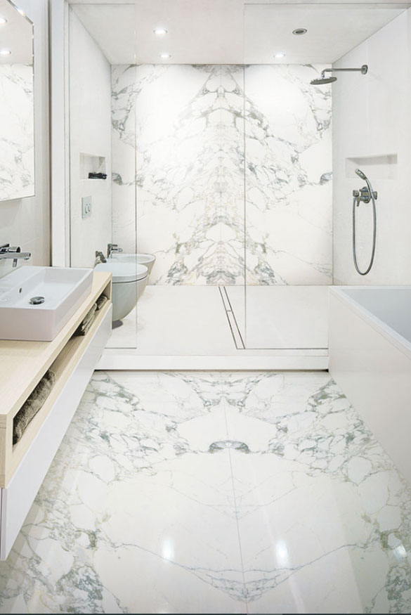 What Are Large Porcelain Slabs - Sebring Design Build