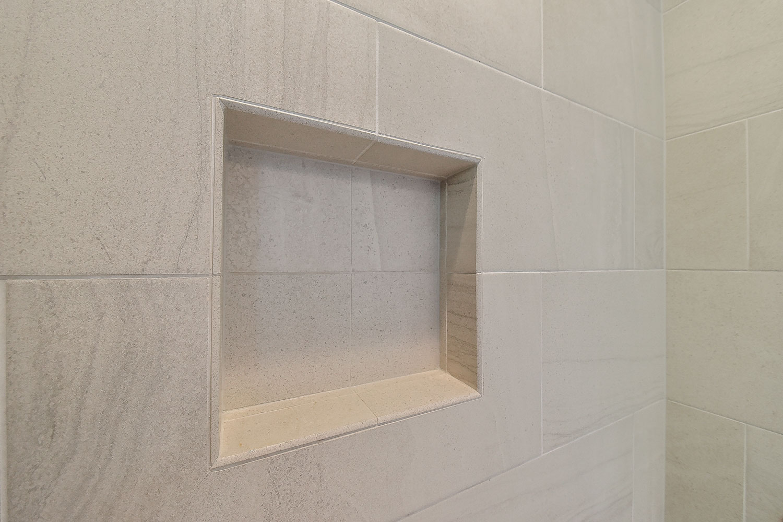 Naperville Hall Bathroom Update - Sebring Design Build