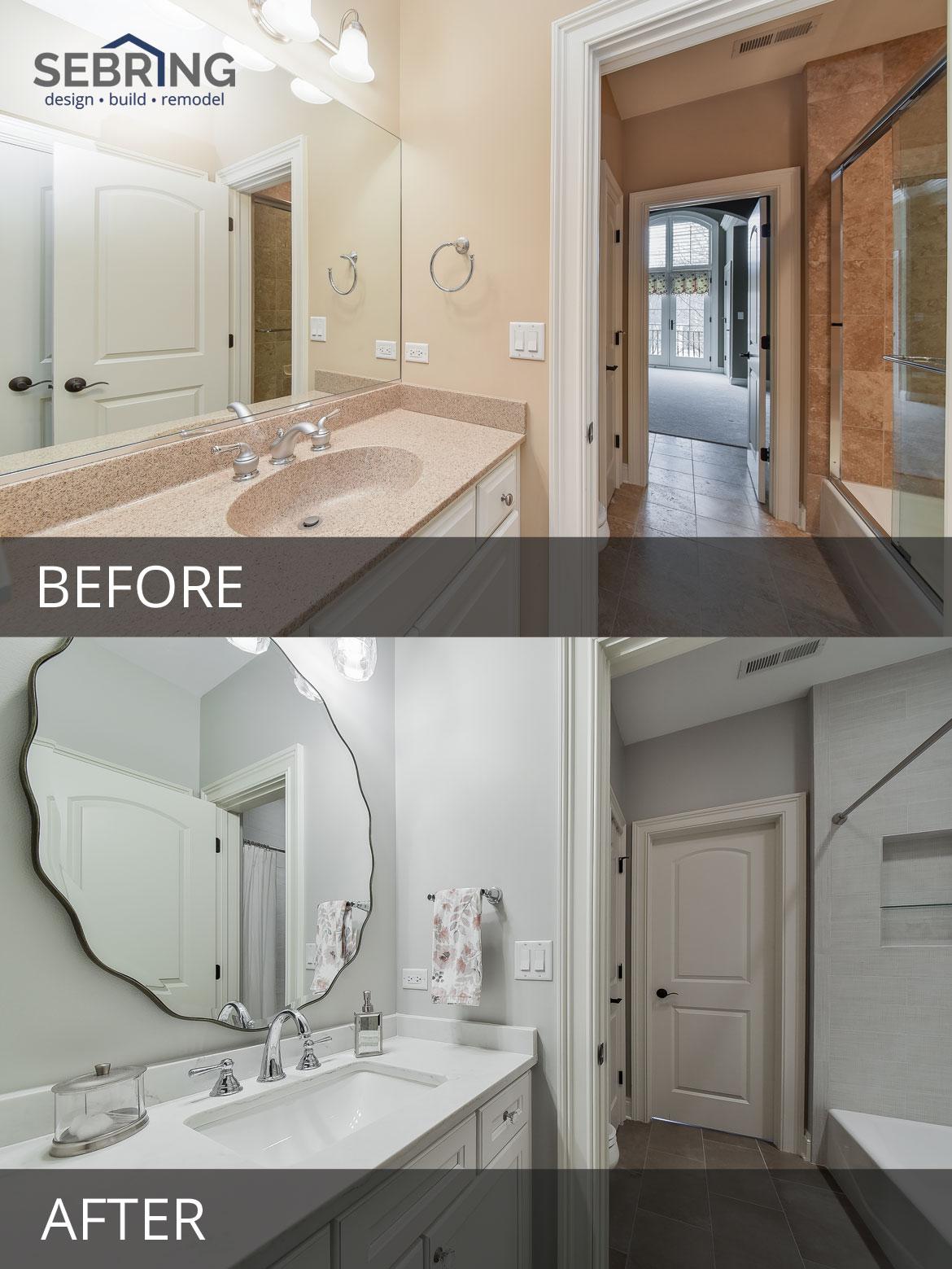 Naperville Whole House Remodel - Sebring Design Build