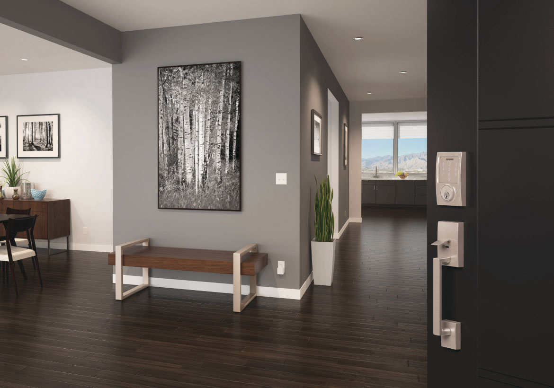 Schlage Keyless Deadbolt Review & Keyless Gate Lock Options - Sebring Design Build