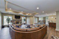St Charles Basement Finishing - Sebring Design Build