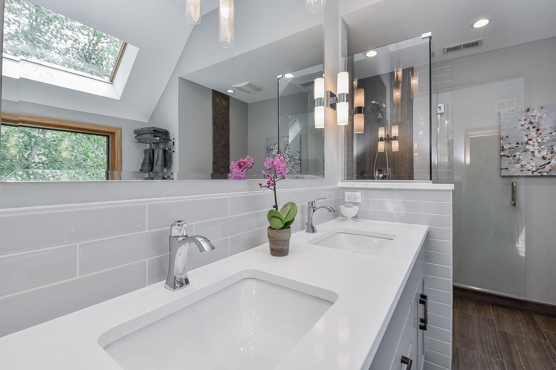 Willow Springs Master Bathroom Remodeling Pictures - Sebring Design Build