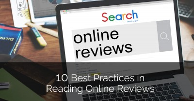 Best Practices in Reading Online Reviews - Sebring Design Build