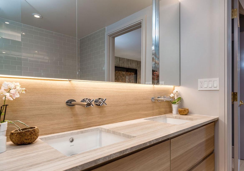 Illuminating & Creative LED Mirror Design Ideas - Sebring Design Build