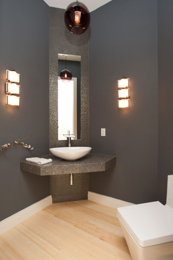 59 Phenomenal Powder Room Ideas & Half Bath Designs | Home ...