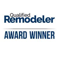 Qualified Remodeler Award Winner
