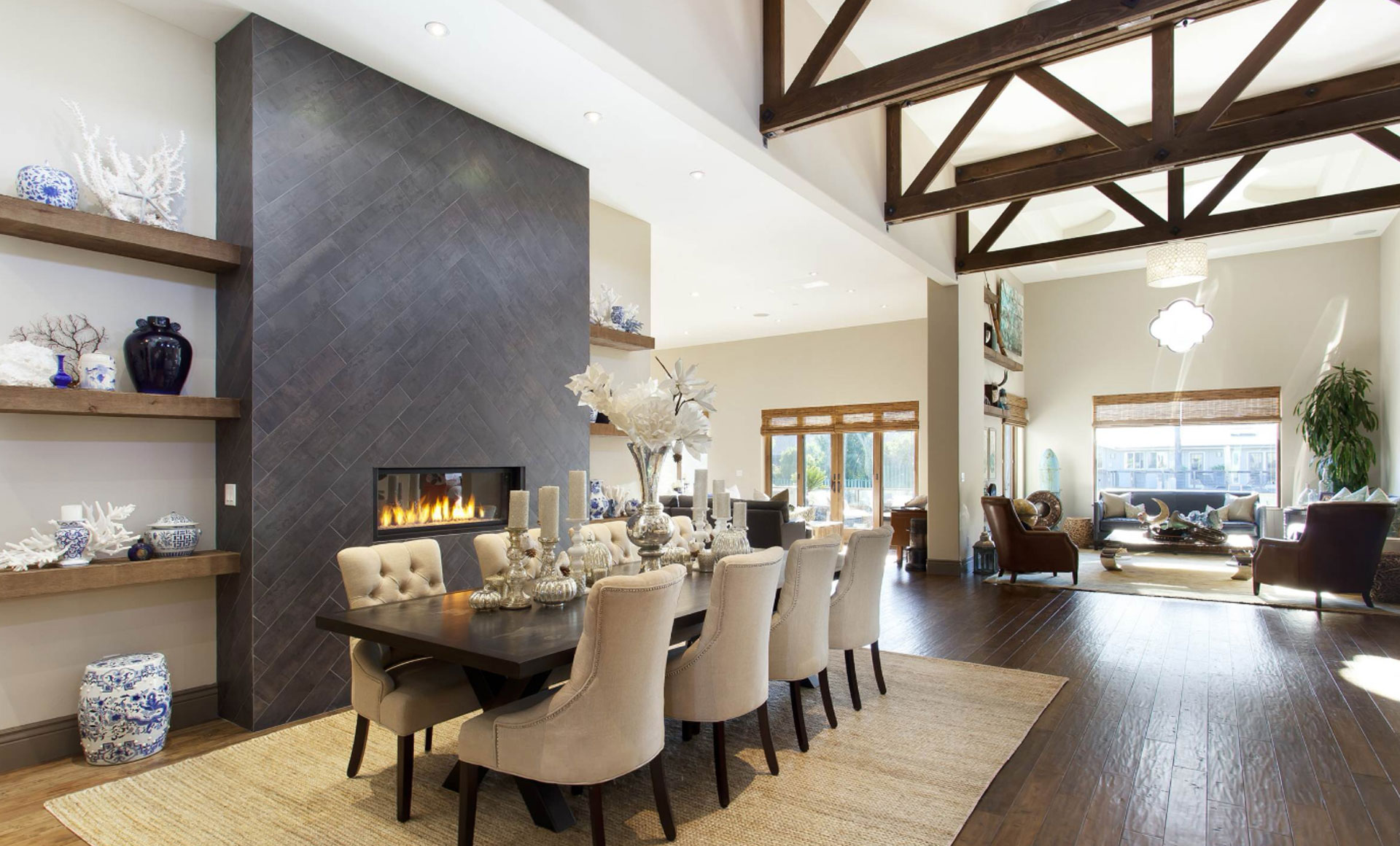 Fireplace Fundamentals: 13 Fireplace Ideas To Spark Up Your Home