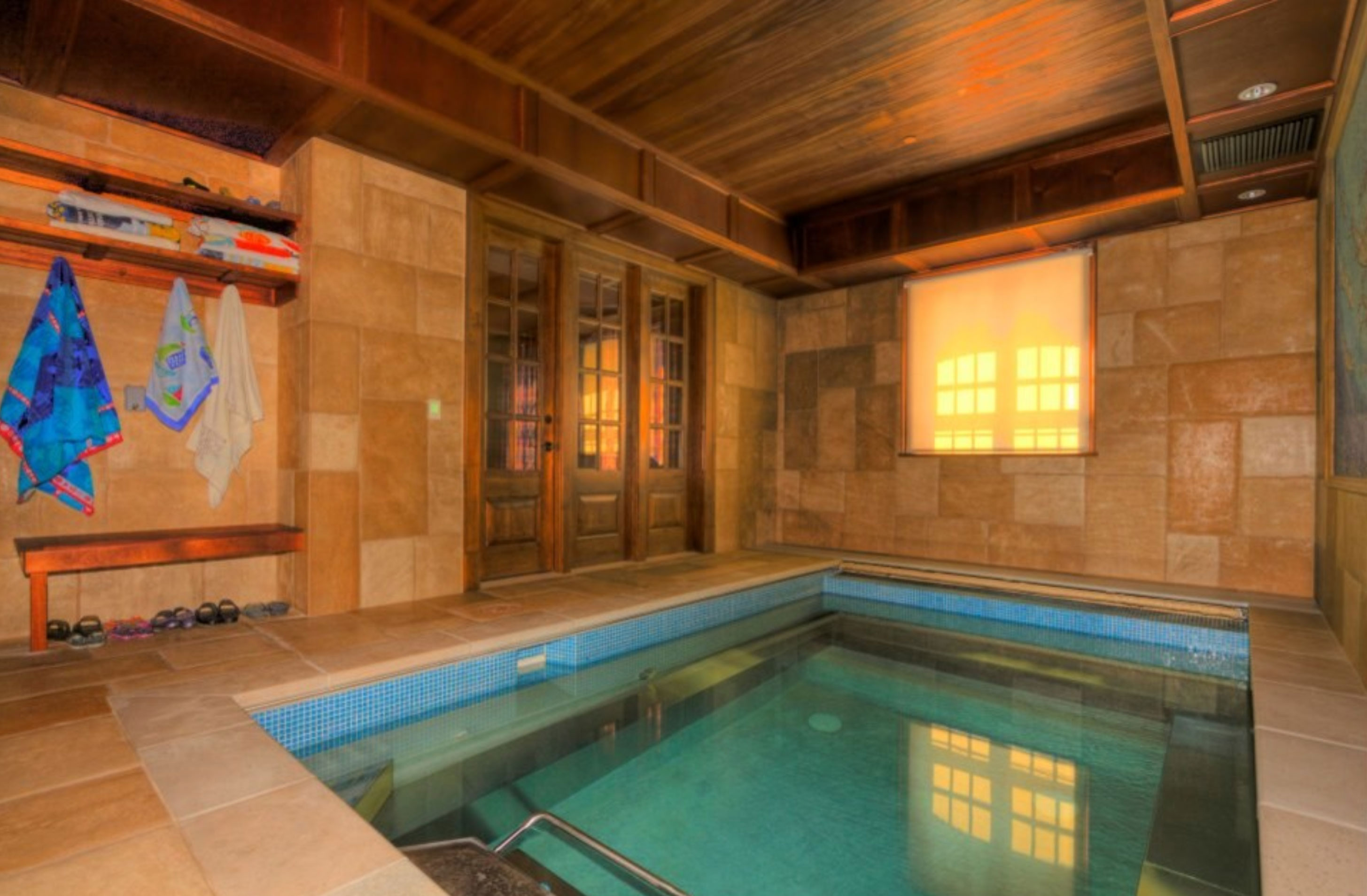 Indoor Pool And Hot Tub Ideas Swim With Style At Home Home Remodeling Contractors Sebring Design Build