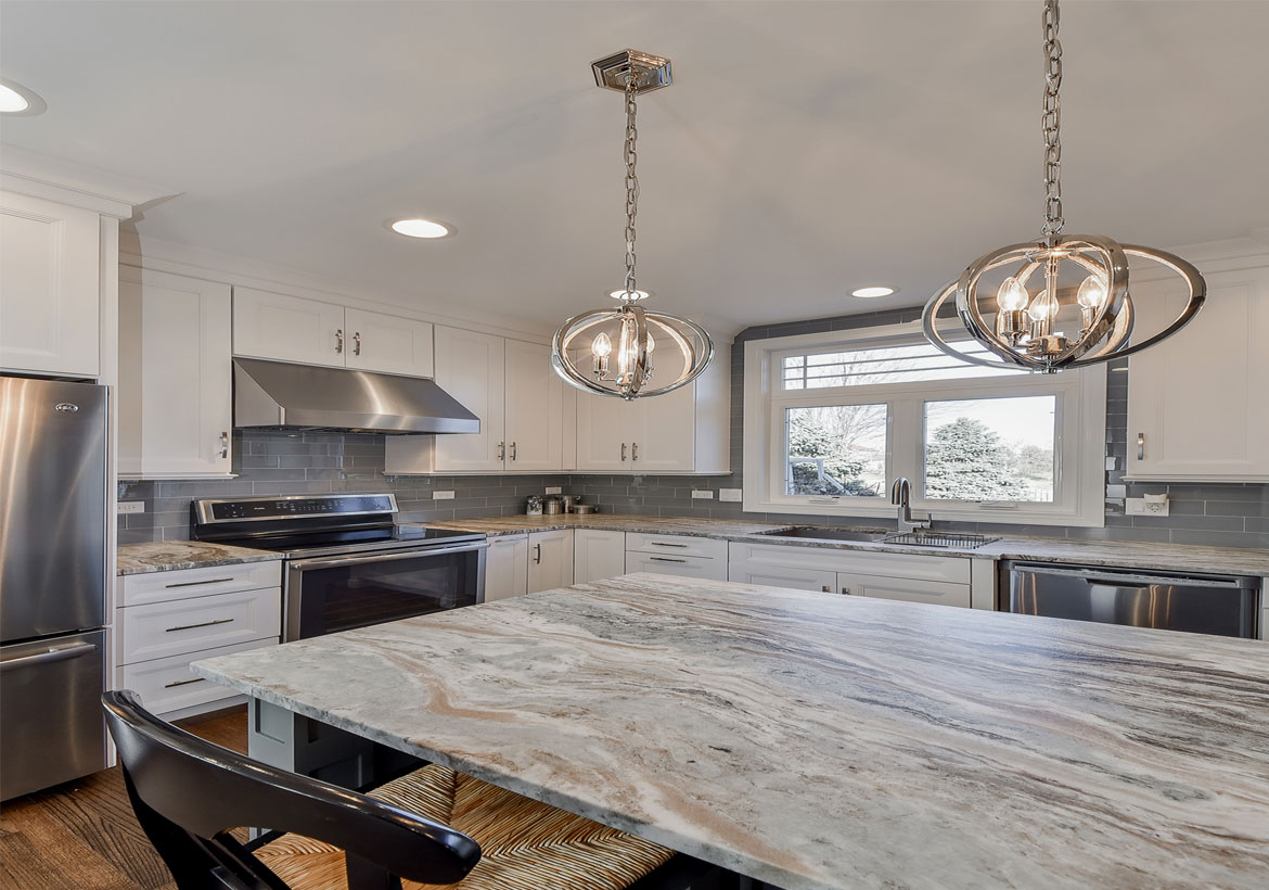 6 Top Trends For Kitchen Countertop Design In 2019 | Home Remodeling