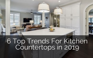 Top Trends In Kitchen Countertops For 2019
