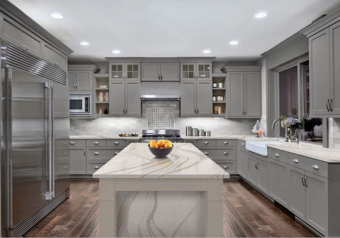6 Top Trends For Kitchen Countertop Design In 2019 | Home ...