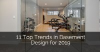 Top Trends In Basement Design