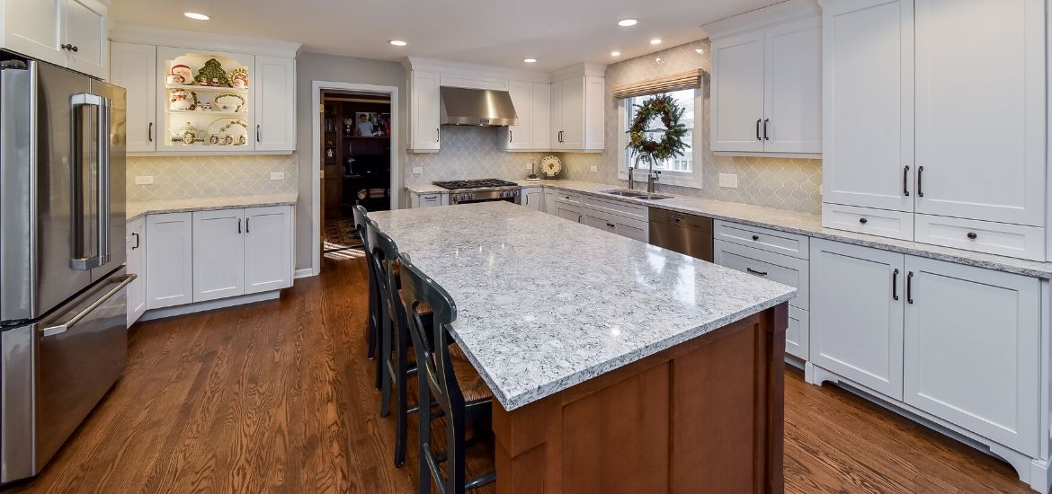 Kitchen Countertop Design In 2020